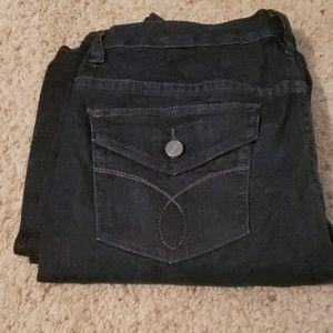 Calvin Klein lean boot cut